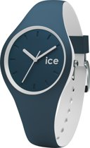 Ice-Watch IW001487 horloge dames - blauw - siliconen