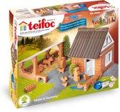 Teifoc Bouwdoos - Boerderij met speelfig