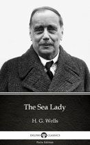 The Sea Lady by H. G. Wells (Illustrated)