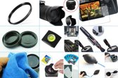 10 in 1 accessories kit: Canon EOS 2000D + 18-55mm IS II