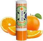 Lipbalm orange vegan Vitamine