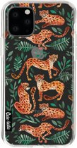 Casetastic Smartphone Hoesje Softcover Apple iPhone 11 Pro - Cheetah Life