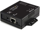 StarTech.com 1-poort RS-232/422/485 Serieel via IP Ethernet Device Server (NETRS2321EEU)