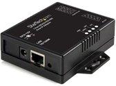 StarTech.com 1-poort RS-232/422/485 Serieel via IP Ethernet Device Server (NETRS2321EEU)