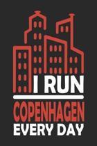 I Run Copenhagen Every Day