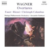 Wagner: Overtures-Faust.Rienzi