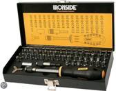 Ironside Bitset - 60 delig - Stalen koffer