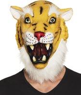 Boland Verkleedmasker Tijger Unisex Geel One Size
