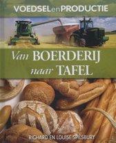 Voedsel en productie - Van boerderij naar tafel