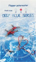 Albatros Deep Blue Flapper Rig - 120 cm - Haakmaat 2