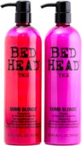 Tigi Dumb Blonde Shampoo & Conditioner duo 750 ml
