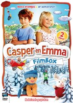 Casper en Emma box (film 1 + 2)
