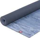 Manduka eKO Lite - Yogamat - Marbled -Ebb Blauw