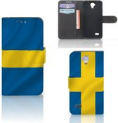 Bookstyle Case Huawei Y5 Y560 Zweden