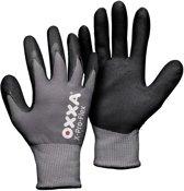 Oxxa Werkhandschoen Zwart-Grijs XL (10)