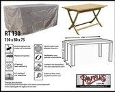 RT130 Hoes voor een tuintafel van max. 120 x 80 cm