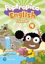 Poptropica English Islands Level 4 Posters