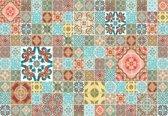 Fotobehang Pattern Abstract Vintage   M - 104cm x 70.5cm   130g/m2 Vlies
