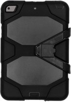 Extreme Protection Army Backcover voor de iPad mini (2019) - Zwart