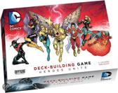 DC Comics Heroes Unite Deck Building Game