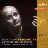 Edition Ferenc Fricsay (V) - J. Str