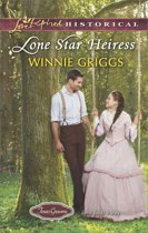 Lone Star Heiress (Mills & Boon Love Inspired Historical) (Texas Grooms (Love Inspired Historical), Book 4)