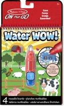 Melissa & Doug Water WOW! - Op de boerderij
