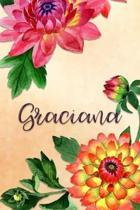 Graciana: Personalized Journal for Her (Su Diario)