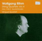 String Quartets Vol.4 (10 & 11)