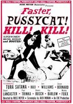 Poster-Faster, Pussycat! Kill! Kill!-Russ Meyer-cultfilmaffiche-68x98cm.