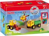 Fischertechnik Bouwset Junior Little Starter - Kunststof