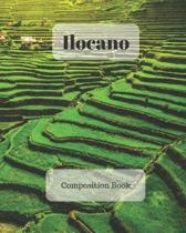 Ilocano Composition Book: a college ruled notebook for your exercises, assignments and notes