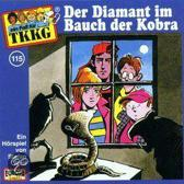 Der Diamant Im Bauch  Der Kobra/