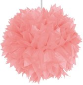 Roze pompom 30cm