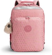 Kipling College Up Laptop Rugzak - Kinderen - Pink Gold Drop