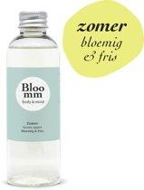 Bloomm Zomer Saunageur Opgietmiddel, Bloemig & Fris. 100ml.