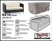 RLB150 Hoes voor een loungebank 150 x 90 H: 75 cm