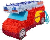 Pinata rode brandweerwagen