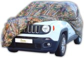 Eurocatch Outdoor Car SUV Cover | Camouflage | Maat XL