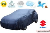 Autohoes Blauw Geventileerd Suzuki Wagon R+ 1997-2000 (3-teilig)