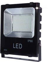 (160 lm/w) 100W LED verstraler schijnwerper bouwlamp warm wit  (16000 lm)