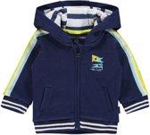 Noppies Jongens Sweater Rexburg - Patriot Blue - Maat 62