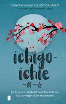 Boekomslag van 'Ichigo-ichie'