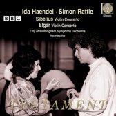"""Violin Concerto In D & B (""""93&""""84)"""