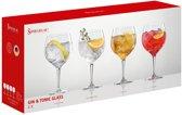 Spiegelau Gin Tonic Glazenset - 4 stuks