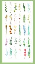 ProductGoods - 30x Boekenlegger Planten