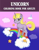Unicorn Coloring Book For Adults: A Fantasy Coloring Book with Magical Unicorns, Beautiful Flowers, and Relaxing Fantasy Scenes