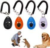 Luxe clicker voor hondentraining - train je hond op een vriendelijke manier