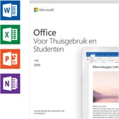 Microsoft Office Home & Student 2019 - Eenmali
