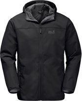 Jack Wolfskin Northern Point Jas Heren - Black